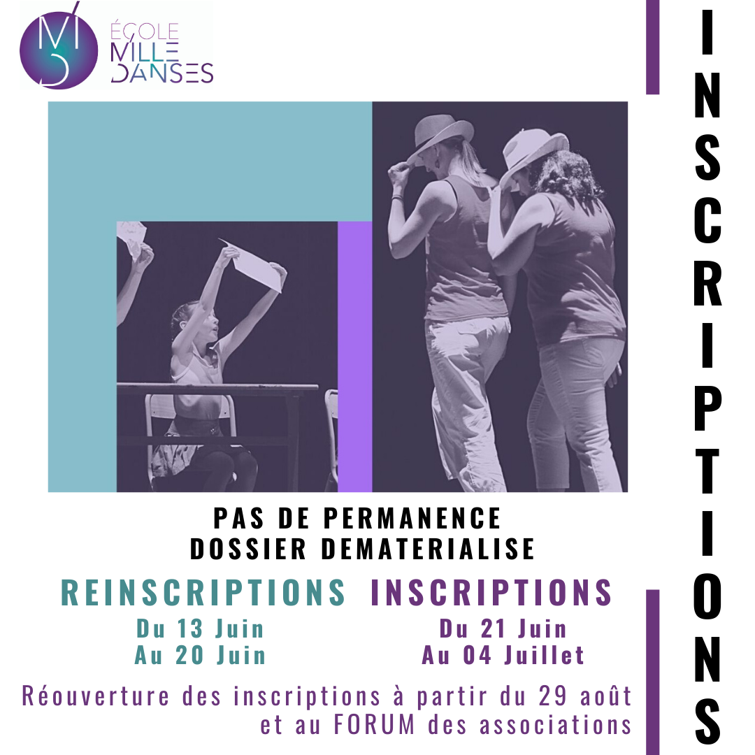 Réinscriptions-inscriptions